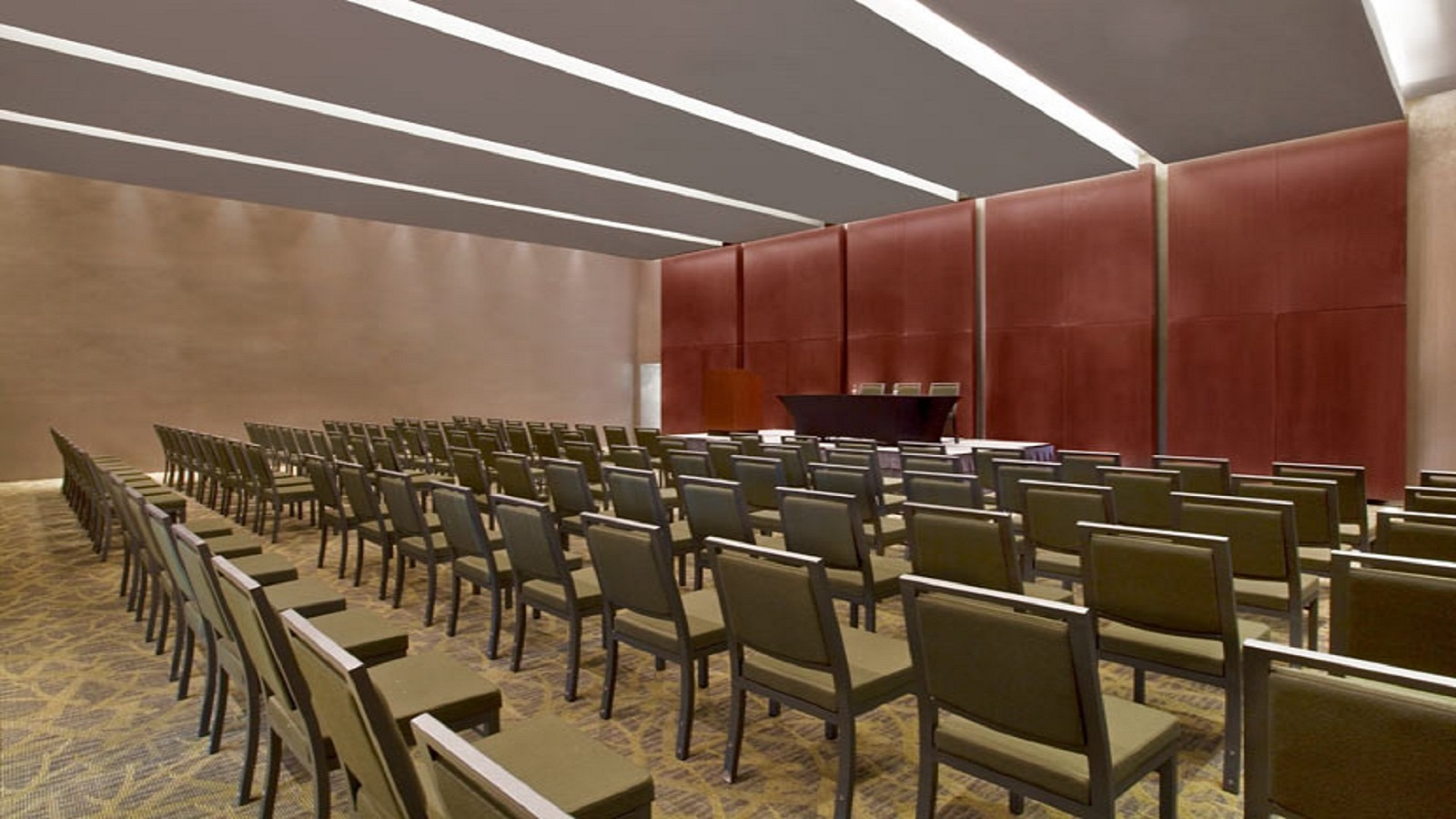 Westin Guadalajara - Theater Setting