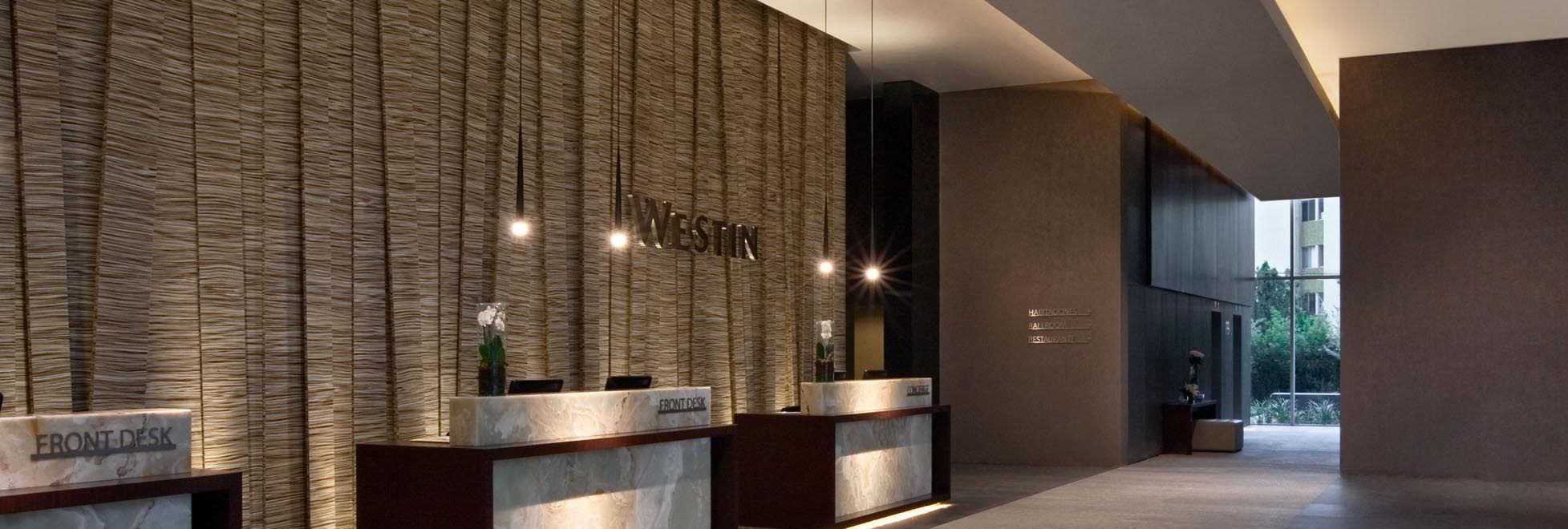 Westin Guadalajara - Features